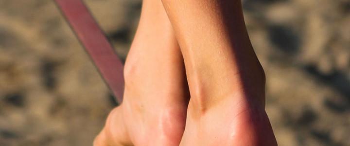 Slackline: os benefícios da fita no Pilates