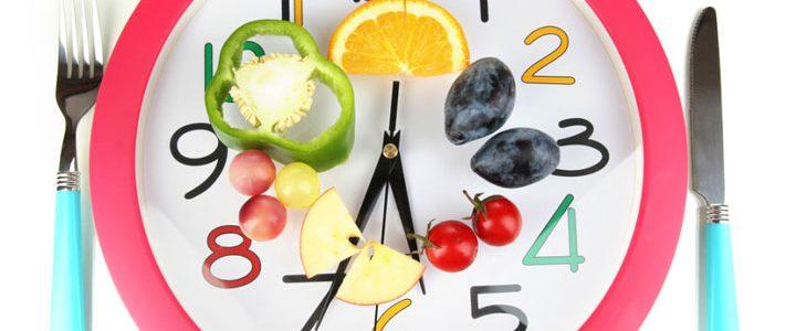 Rotina alimentar: é importante ter uma?