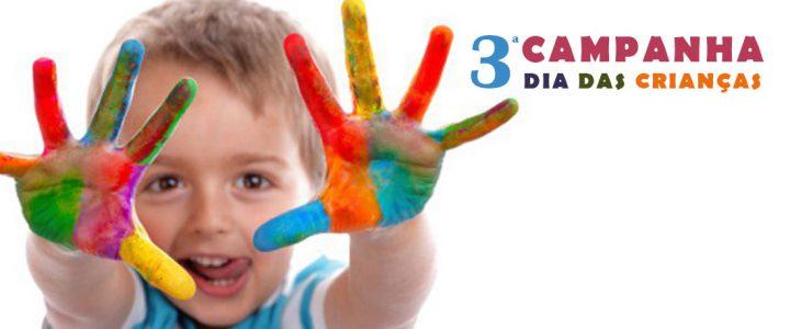 3ª Campanha de Dia das Crianças
