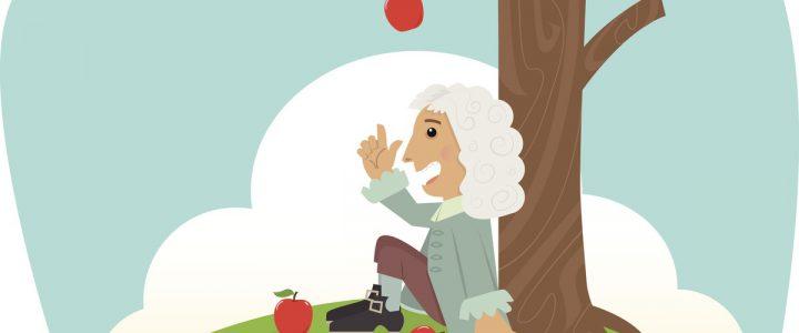 Já pensou se Newton não tivesse tempo ?