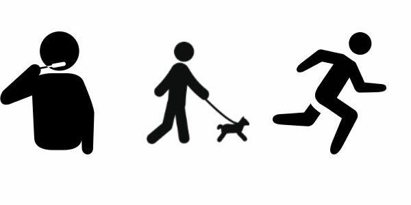 Movimento, atividade física e exercício físico: qual é a diferença entre eles?